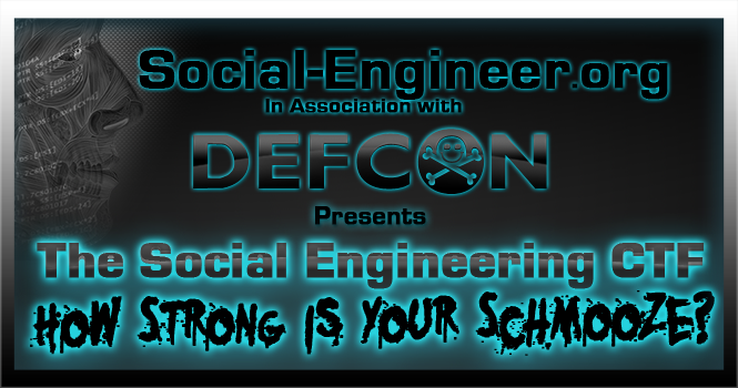 The Social Engineering CTF