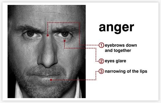 Anger Microexpressions   A Key to Studying Human Behavior