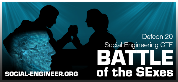 Social Engineering CTF - Battle of the SExes - Security