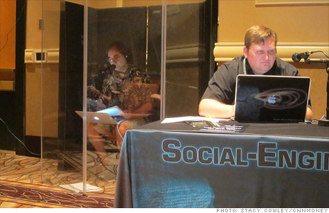 defcon hackathon.top  Episode 036:  LIVE From Defcon 20:  Social Engineer Anniversary