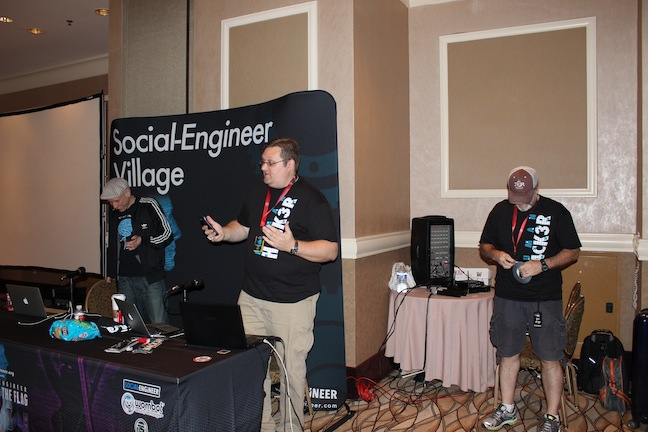11 ReadyToLaunch Social Engineer and DEF CON 21