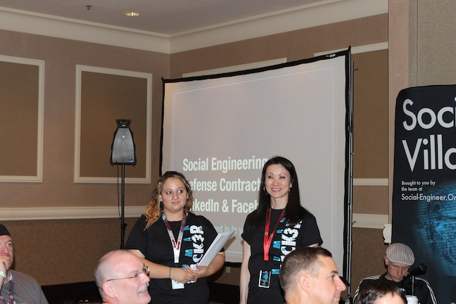 25 YourGameMakers Social Engineer and DEF CON 21