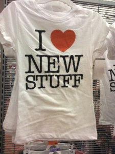 new-stuff
