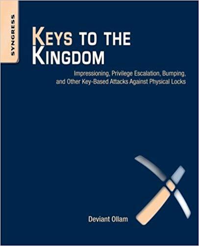 Keys to the Kingdom - Deviant Ollam