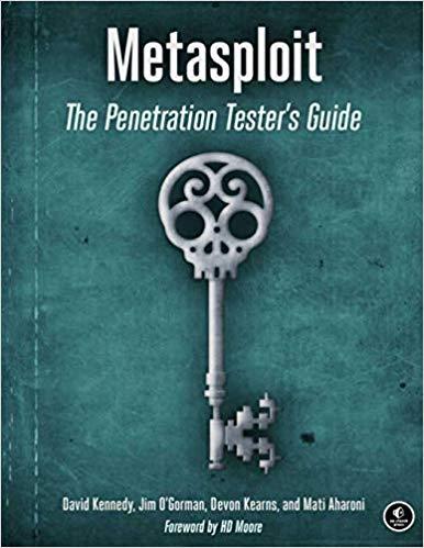 Metasploit - Kennedy, O'Gorman, Kearns, Aharoni