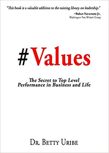 #Values: The Secret to Top-Level Performance in Business and Life - Dr Betty Uribe