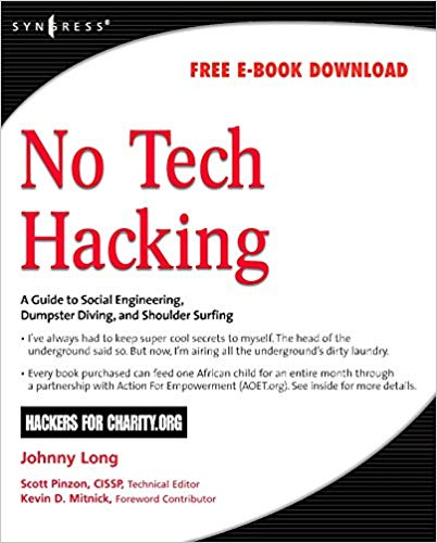 No Tech Hacking - Johnny Long and Jack Wiles