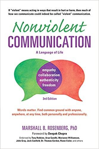 Nonviolent Communication - Marshall Rosenberg