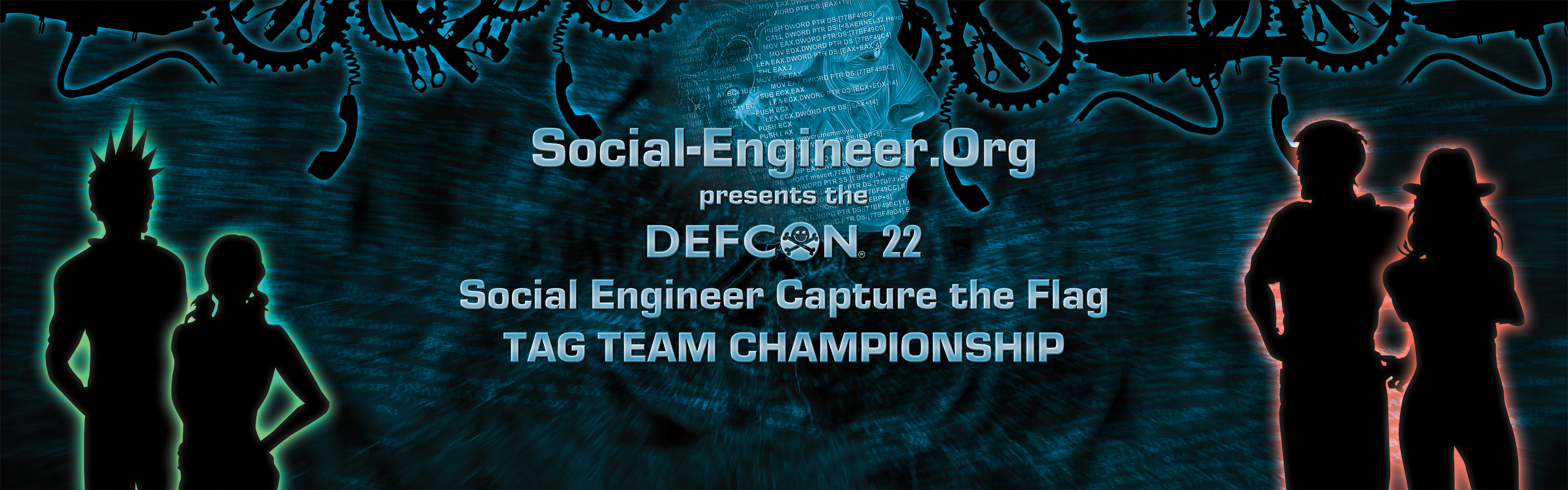 SECTF Tag Team WebGFX1 SECTF at DEF CON 22   TAG TEAMS