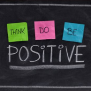 Think Positive and Act Confident