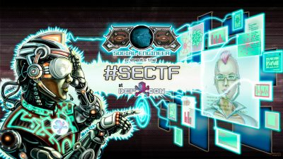 DEF CON 25 SECTF Rules and Registration - Security Through