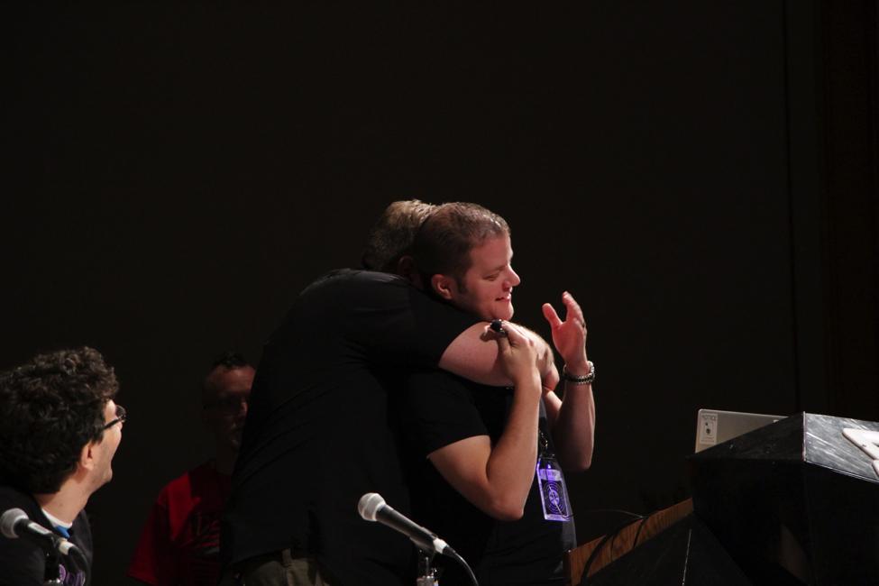 hugginggrifty
