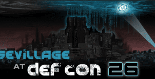 The SEVillage at Def Con 26