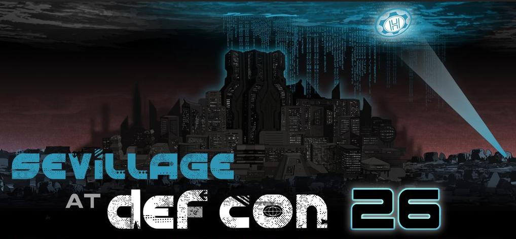 The SEVillage at Def Con 26