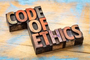 Social engineering code of ethics