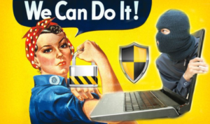 Women Needed in Cybersecurity
