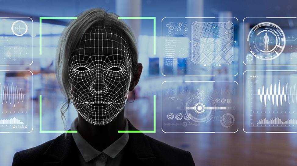 Smile Facial Recognition in Use