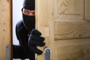 is your front door secure