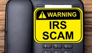 2021 The Year of the Tax Scam