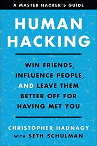 Human Hacking by Chris Hadnagy